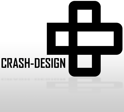 Crash-Design Logo